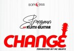 Strongman Ft. Kumi Guitar – Change (Prod. By KC Betaz)
