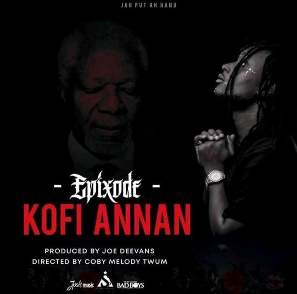 Audio + Video - Epixode – Kofi Annan