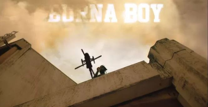 Official Video-Burna Boy – Gbona