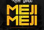 Instrumental-Kuami Eugene Ft. Davido – Meji Meji (Prod. By SkoolBeatz)