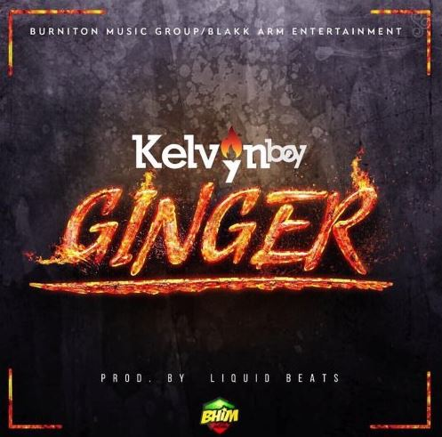Kelvyn Boy – Ginger