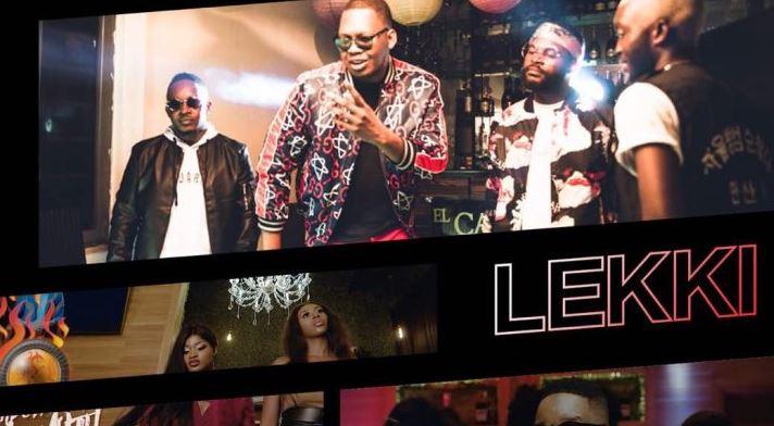 Official Video-MI Abaga – Lekki Ft. Ajebutter 22 x Falz & Odunsi