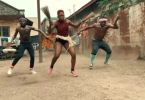 Dance Video-Patoranking x Westsydelife – Everyday