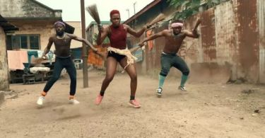 Dance Video-Patoranking x Westsydelife – Everyday