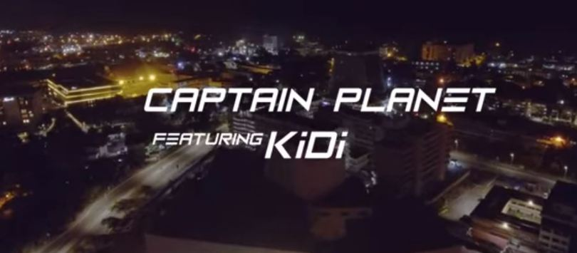 Official Video-Captain Planet (4×4) – I Miss You Die Ft. KiDi