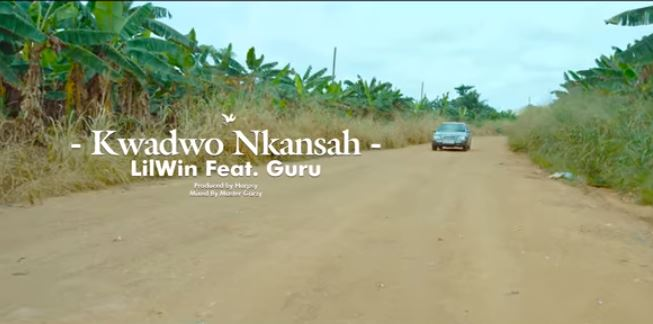 Official Video-Lilwin – Kwadwo Nkansah Ft. Guru