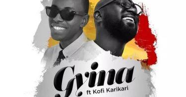 Yaw Siki – Gyina Ft Kofi Karikari (Prod. By JMJ)