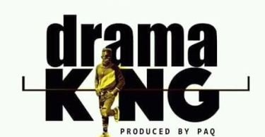 Download MP3: Shatta Wale – Drama King (Prod. By Paq)