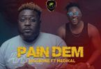 Download MP3: Bigg Bone Ft. Medikal – Pain Dem (Prod. by Fabshow)