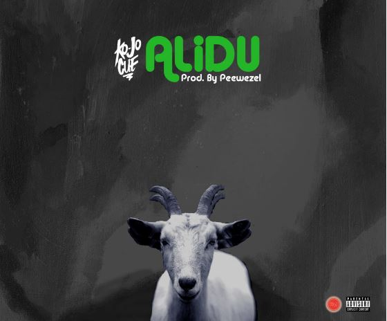 Download MP3: Ko-Jo Cue – Alidu (Prod by Peewezel)