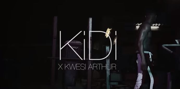 Download MP3: Official Video: KiDi – Mr Badman Ft Kwesi Arthur
