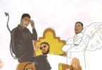 Download MP3: Denim Ft Kwesi Arthur – Open Your Eyez (Gaza Riddim)