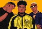 Download MP3: Mawuli Younggod x Medikal x DarkoVibes – Blessings (Prod by Redemption Beatz)