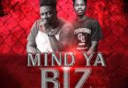 Download MP3; Obibini Ft. Kwesi Arthur – Mind Ya Biz (Prod by Jayso)