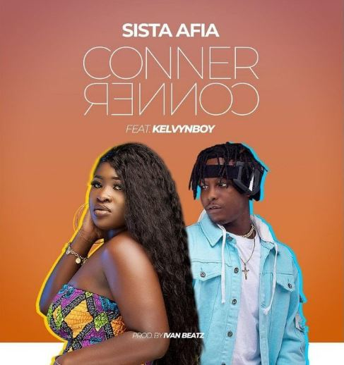 Download MP3: Sista Afia – Corner Corner Ft Kelvyn Boy (Prod by Ivan Beatz)