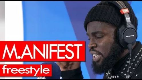 Download MP3: M.anifest – Westwood (Freestyle)