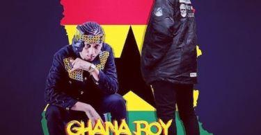 Download MP3: Ara-B – Ghana Boy Ft. Kelvyn Boy