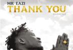 Download MP3: Mr Eazi – Thank You (Freestyle)