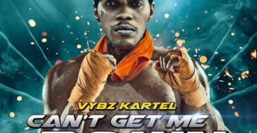 Download MP3: Vybz Kartel – Can't Get Me Down (Prod by Zj Liquid)
