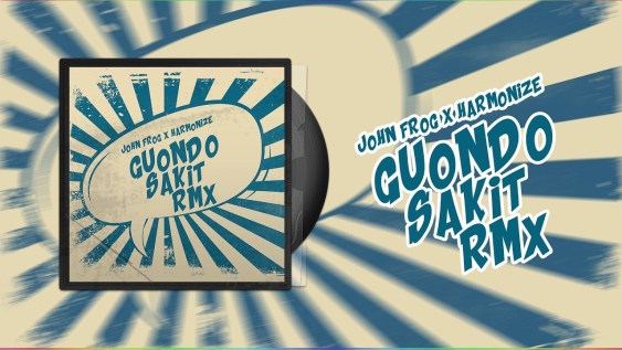John Frog – Guondo Sakit (Remix) Ft Harmonize