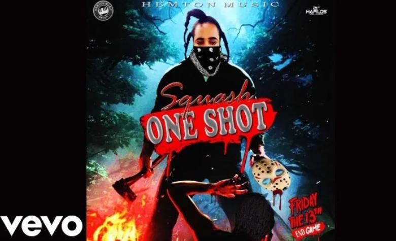 Squash – One Shot (Alkaline Diss)