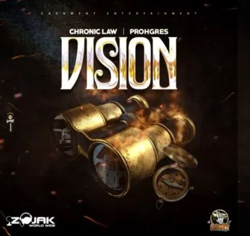 Chronic Law – Vision Ft Prohgres mp3 download