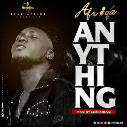 Afriqa Anything mp3 download