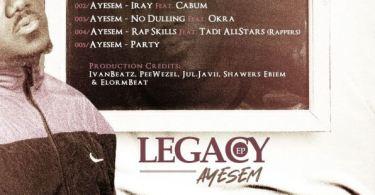 Ayesem – Rap Skills Ft Tadi AllStars (Rappers) mp3 download