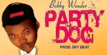 Bobby Wonder - Party Dog (Prod. By Sky Beat)