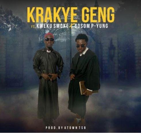 Kweku Smoke x Bosom P-yung – Krakye Geng mp3 download