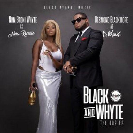 D-Black x Nina Ricchie - Energy Ft Fameye (Prod. by Rony Turn Me Up)