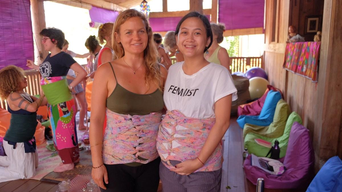 36-37 Weeks Pregnant : Receiving and Surrender