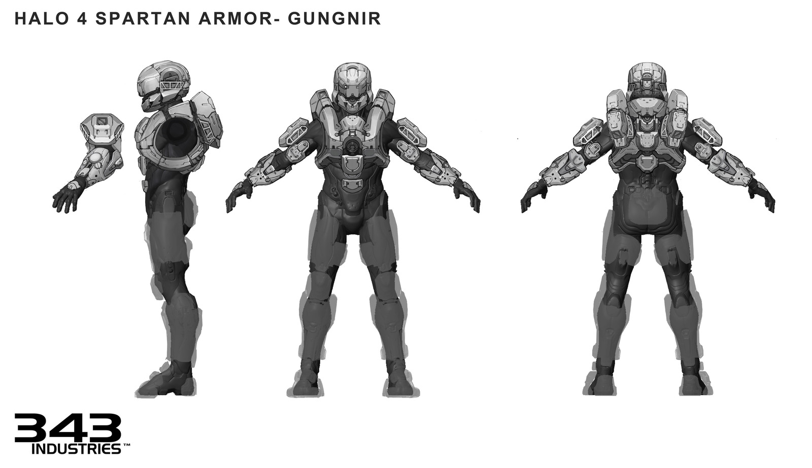Halo 3 Unsc Marine Armor | Wiring Diagram Database