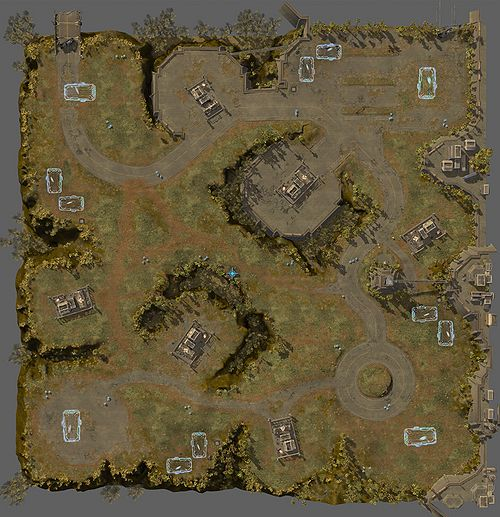 2v2 Maps Halopedia The Halo Encyclopedia