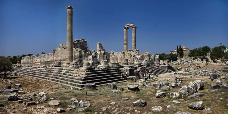 apolonov hram didim kusadasi bodrum