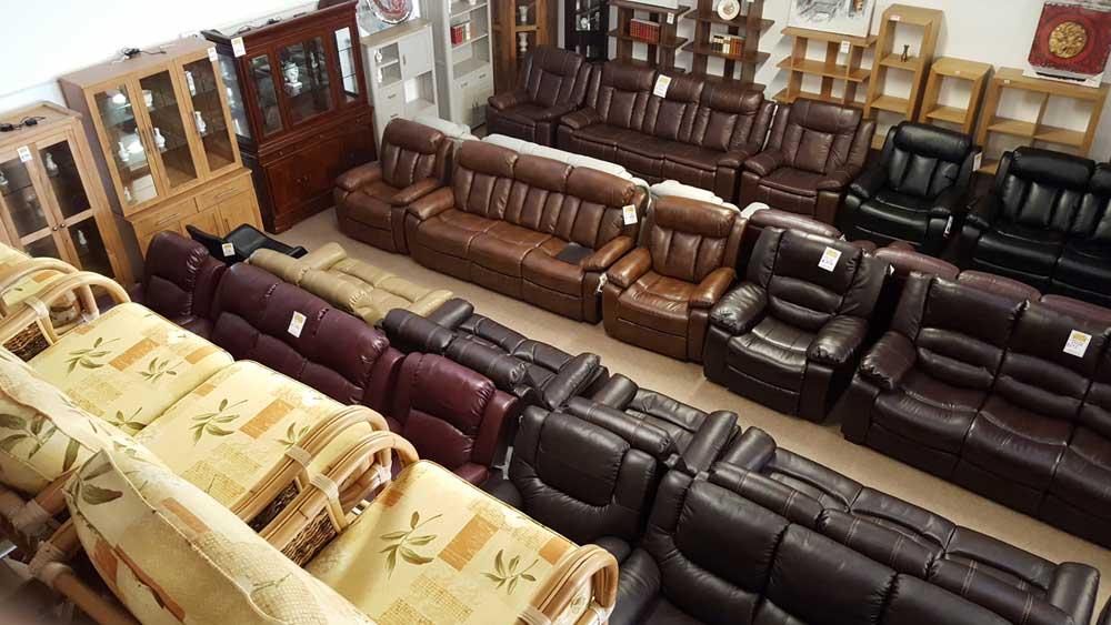 Sofa's & Suites
