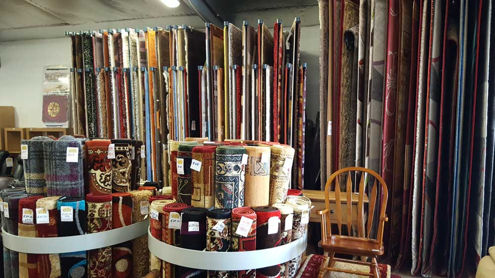 Rugs at Halpin Furniture