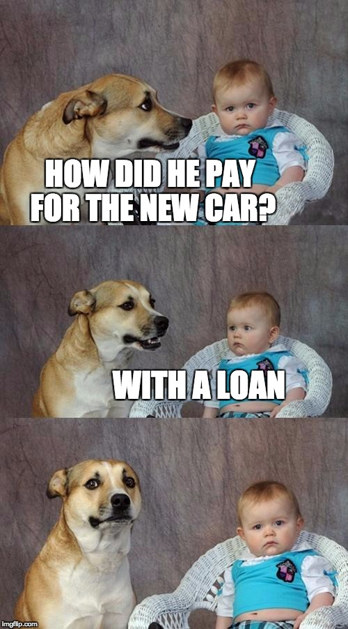 Practice what you preach - Loan