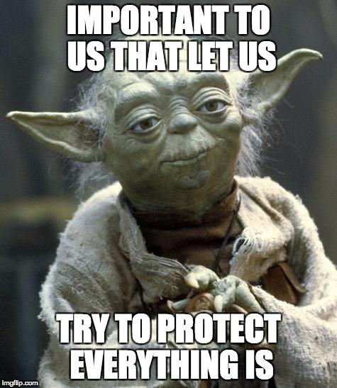 Funny Friday - Yoda