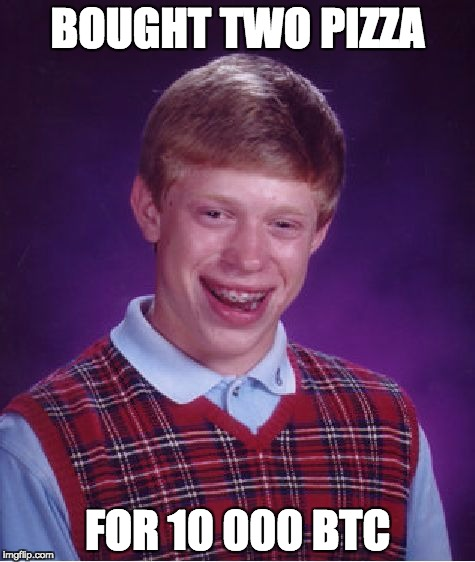 Funny Friday - Bad Luck Brian
