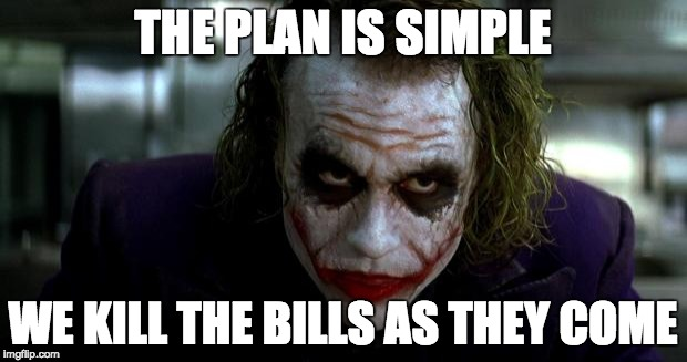 The plan is simple