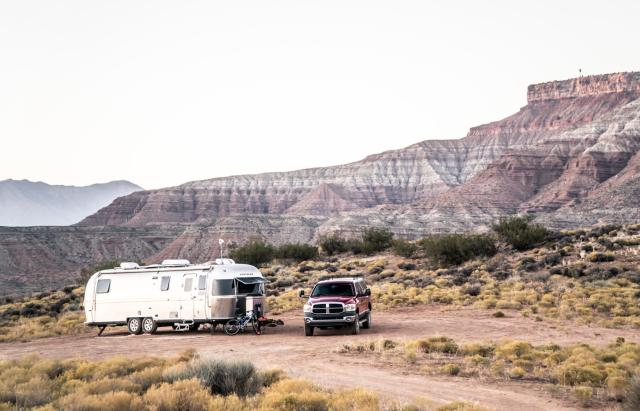 Airstream Camp