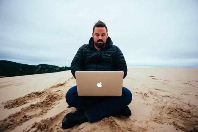 Grant Sabatier Laptop