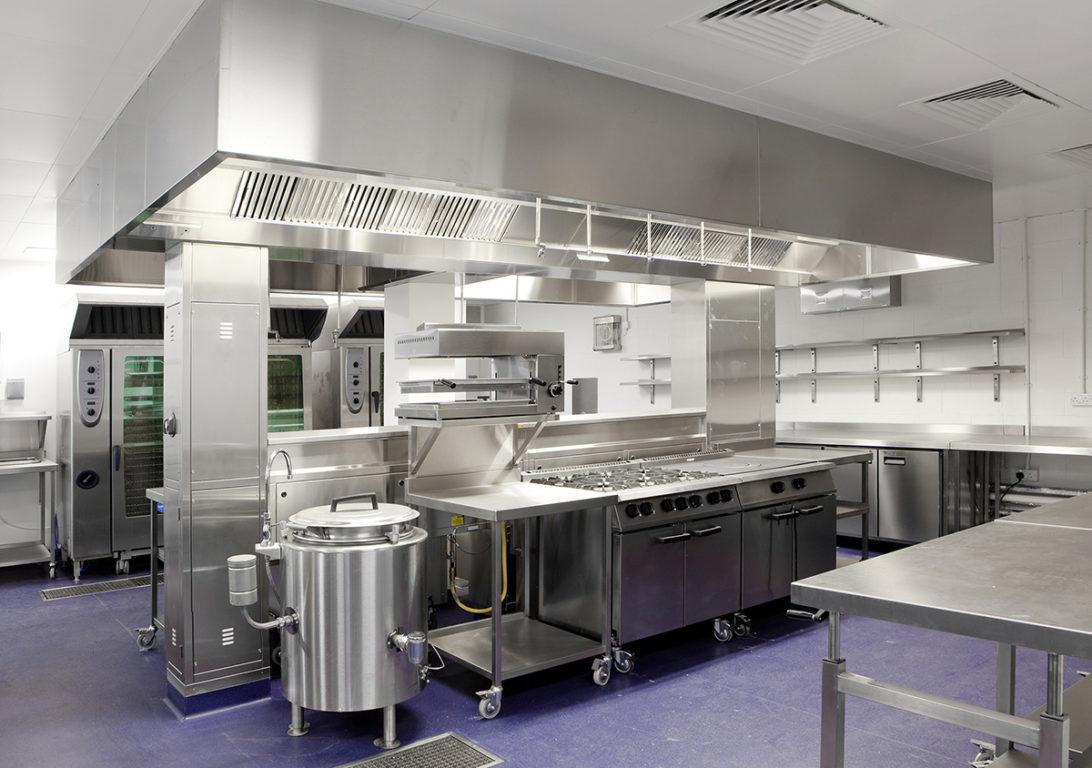 commercial kitchen ventilation
