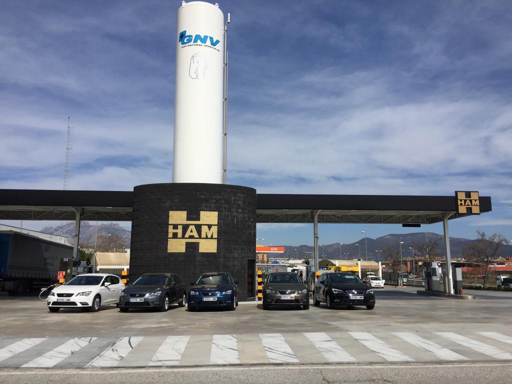 Grupo ham estaciones de servicio de gas natural for Gas natural servicios