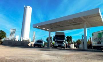 HAM se ha encargado en París del diseño y construcción de una estación de servicio GNL-C