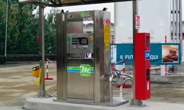 HAM Italia ha abierto en Piamonte una estación GNL