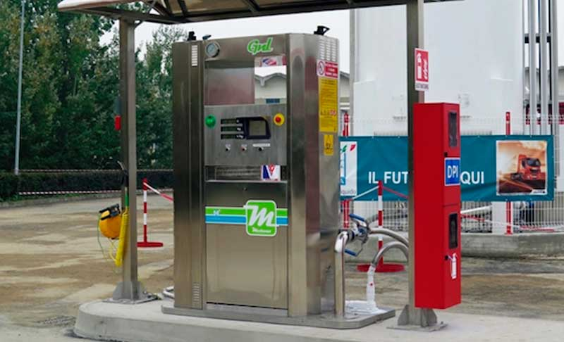 Grupo HAM, a través de su filial HAM Italia, ha abierto una estación de servicio de gas natural licuado (GNL) en Novi Ligure, región italiana del Piamonte