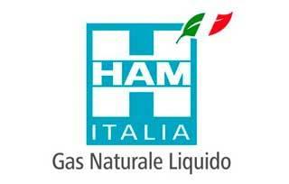 HAM Italia, nuevas estaciones de GNL y GNC