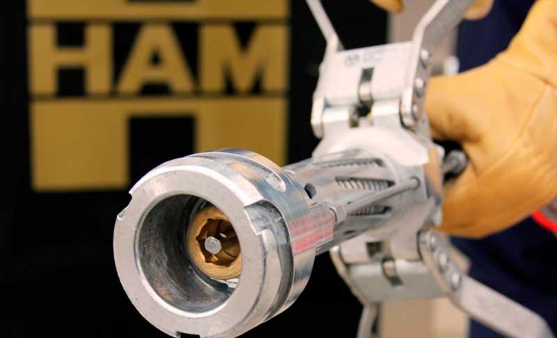 Grupo HAM ha diseñado y desarrollado un nuevo boquerel GNL